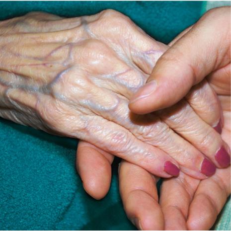 Vernetzte Pflegedienstleistungen