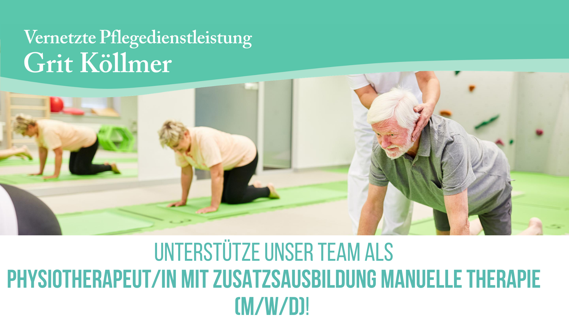 physiotherapeut/in-stellenangebote